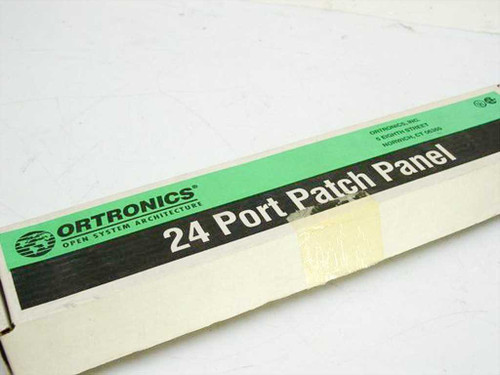 ortronics or 851044265 24 port cat 5 patch panel 1 row waccessories 26.21__08190.1490215192?c=2 ortronics or 851044265 24 port cat 5 patch panel (1 row) w ortronics patch panel wiring diagram at edmiracle.co