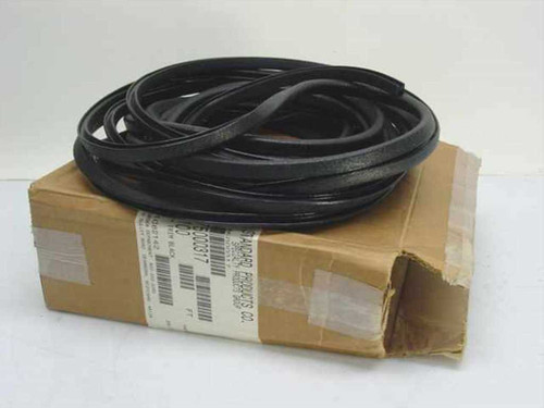 Standard Products 75000317  30 feet (approx.) Black Weatherstrip Trim