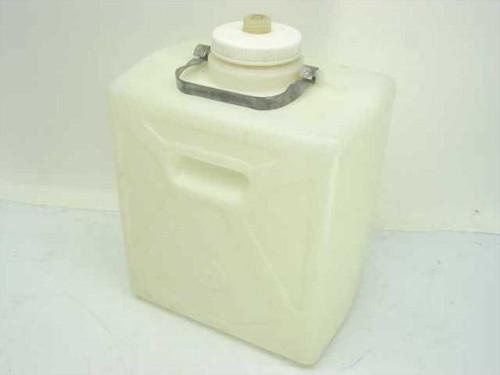 Nalgene Plastic  5 Gallon 10 Liter PP Rectangular Carboy