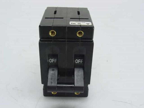 Airpax UPL21-6801-1  Circuit Breaker 20A 250V 61 Delay 25A Trip