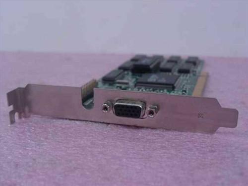 S3 INC. rev 2  PCI Video Card S3 VIRGE/DX Q5A4BB 4MB