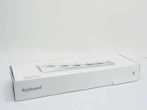 Apple M9034LL/A  White Apple USB Keyboard in Box