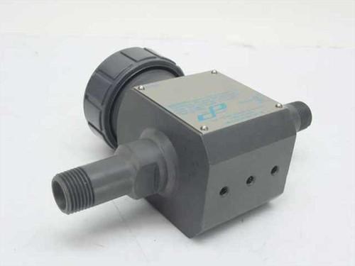 Cole Parmer V1-M1-A050F15-E1-X1  Control Flow Valve