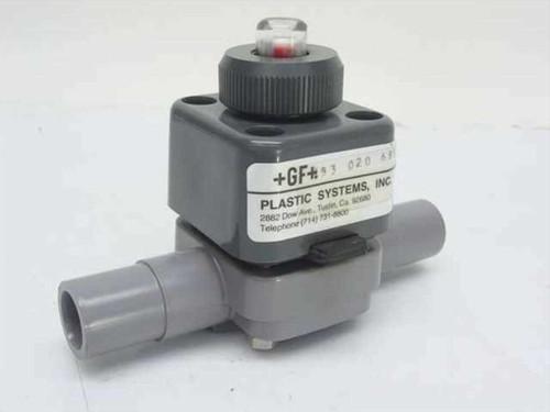 George Fischer 153-020-683  Plastic Flow Control