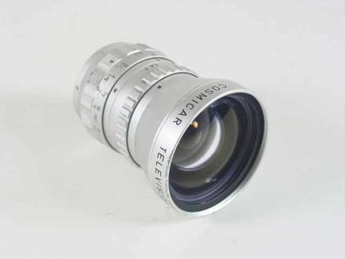 Cosmicar 89456  Television Lens 12.5mm 1 1.4