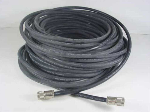 Intercomp 2-2142 RG-214/U UG-21E/U  100 Foot RF Cable Assembly