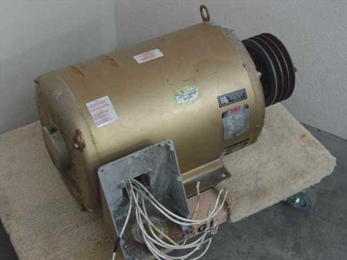 Baldor EM2531T  25 HP Super-E Electric Motor 230 /460 Volt 3 Phase