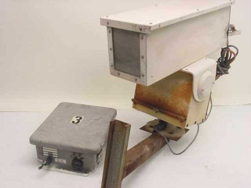 Pelco EH-55  Security Camera Enclosure Tilt Breakout-Control Bo