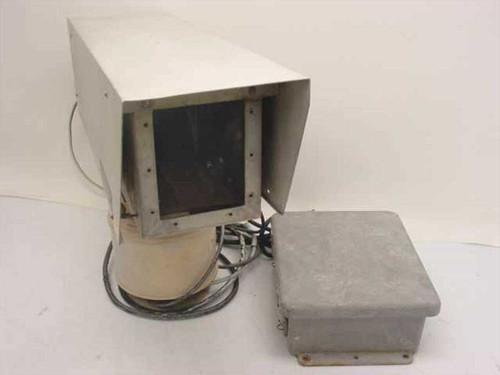 Pelco EH-55 PS30-24  Security Camera Enclosure Rotor Breakout-Control B