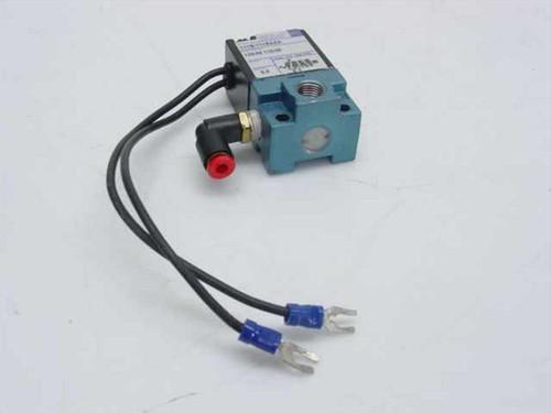 MAC 111B-111BAAA  Pneumatic Actuator VAC to 150 PSI - 120 V AC
