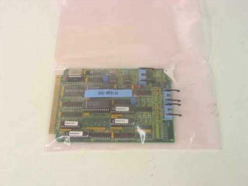 Cybeq 3030-0766 0002-00131-00  T80/900877E 4323-2C-2 PCB