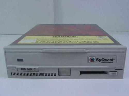 SyQuest SQ5200C  200 MB, SCSI, Internal