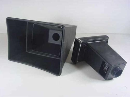 Ocilloscope Camera  Polaroid-Type with Attachments - 85-29