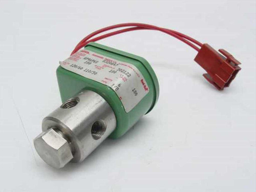 ASCO Automatic Switch Co 8320A47  Solenoid 1/8 Inch 3-Way