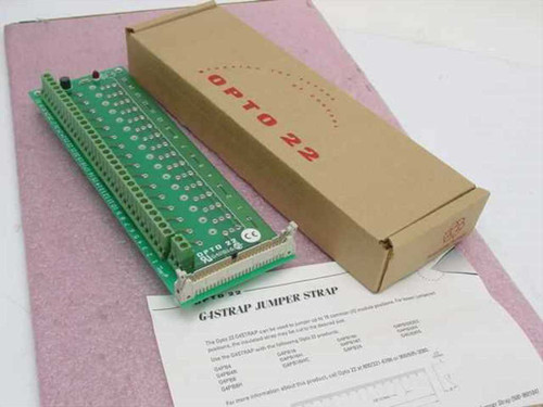 OPTO 22 G4PB16  G4 16-channel I/O Module Rack