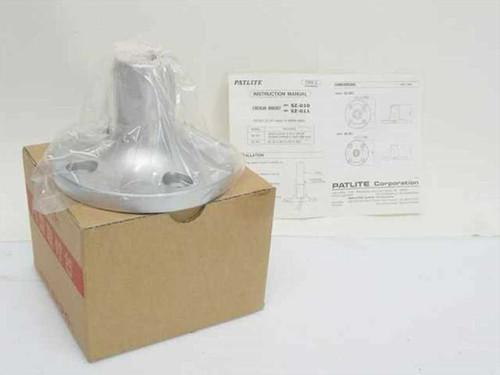 Patlite SZ-010  Circular mounting bracket for stack light 22MM
