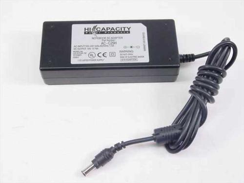 Hi Capacity AC-C25H  AC Adaptor 19VDC 4.74A Barrel Plug