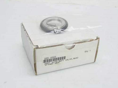 Varian NW40  Pneumatic Auto-Soft Valve 225-0040 in Box