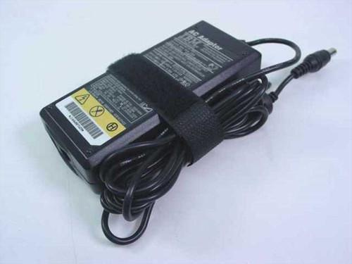 IBM 02K6553  AC Adaptor 16 VDC 3.36 A Barrel Plug