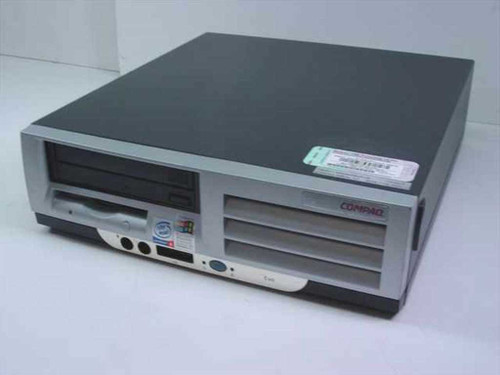 Compaq D5PS/P1.5/20J/6/256c  Evo D510 Desktop Computer 1.5Ghz SFF Small FF Win