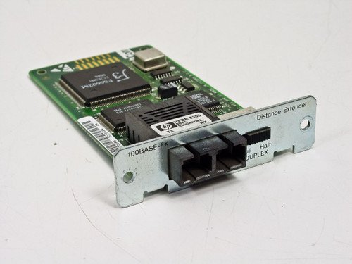 HP Fiber Optic Transceiver - 100BASE-FX Distance Exte (HFBR 5205)
