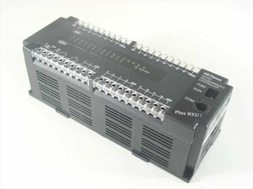 GE Fanuc IC620MDR028  Micro Programmable Controller Plus RTU