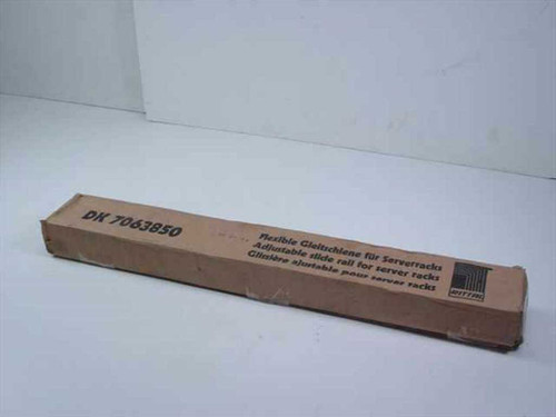 Rittal DK7063850  Adjustable Slide Rail for Server Racks