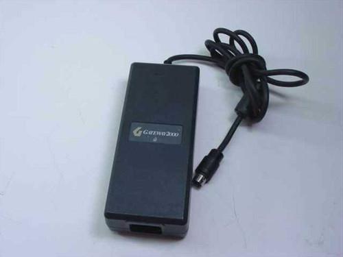 Gateway 2000 HBK  AC Adaptor 6.0VDC 1.3A