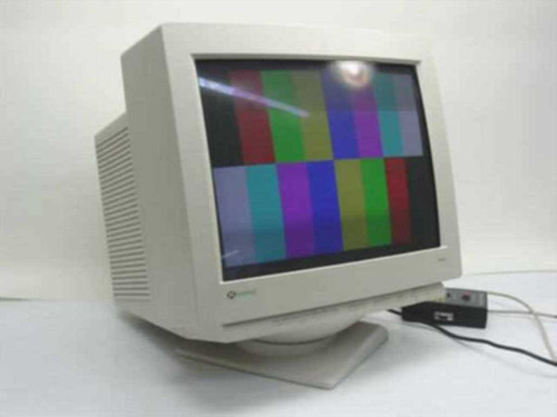 "Gateway VX900  19"" Color SVGA CRT Monitor 1600x1200 .26mm"