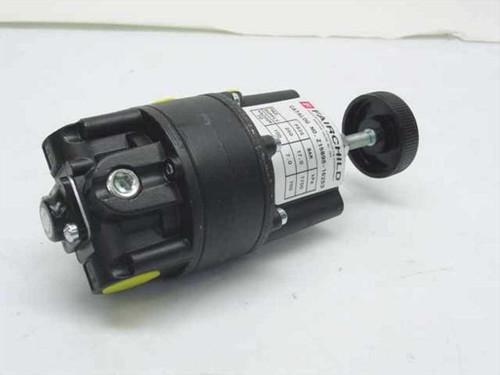 Fairchild Z15895  Pneumatic Pressure Regulator