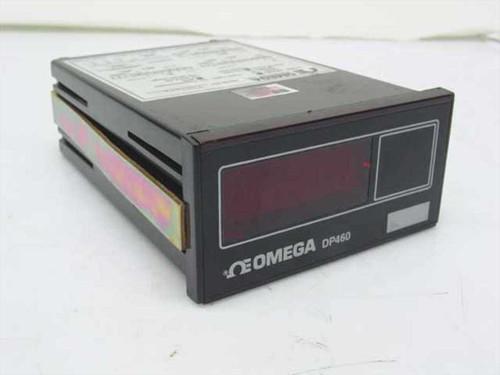 Omega DP460  Temperature Meter Digital