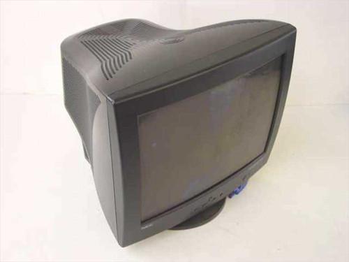 "NEC AS700-BK  Accusync 700 17"" CRT Monitor Black"
