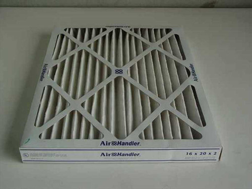 Air Handler 16 x 20 x 2 Extended Surface Air Filter (6B956)