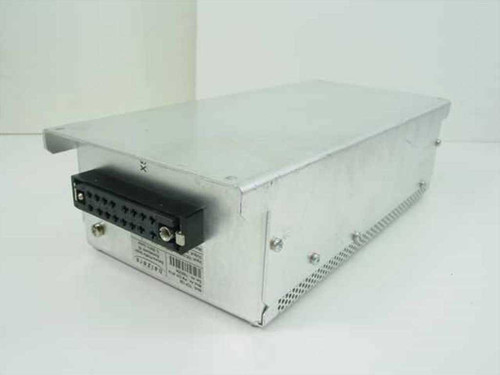 Balzers TCP 120  Power Supply 110-240V 50/60 Hz 471A In 42V 9A 120V