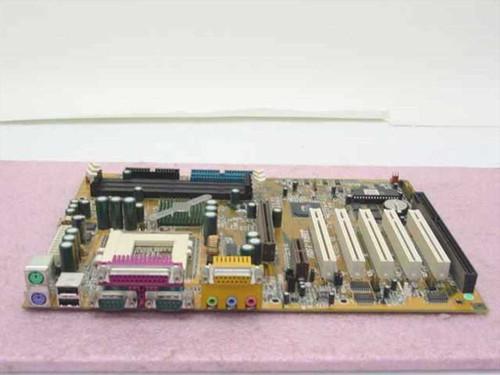 Abit VH6T  Socket PGA 370 System Board