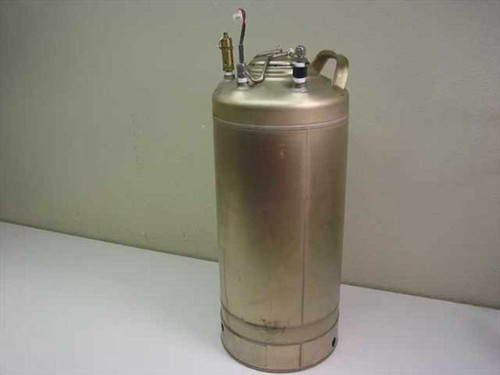 UM Alloy Products Corp Chemical Pressure Cylinder  Pressure Vessel 3 Gal