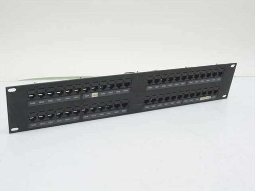 Network Patch-Panel  Router Patch Panel 48-Port
