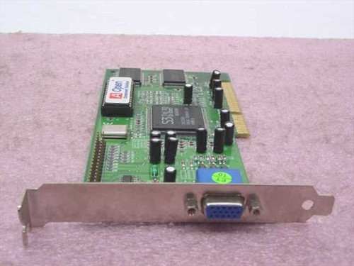 AOpen AGP Video Card - S3 Trio 3D - 91.AC821.001 (PG128)