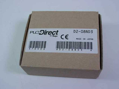 Koyo D2-08ND3  Direct Logic 205 Module - New