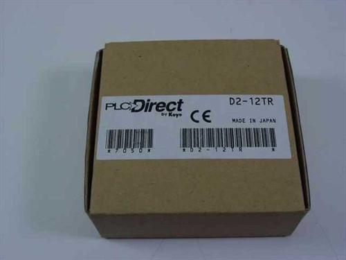 Koyo D2-12TR  Direct Logic 205 Module - New