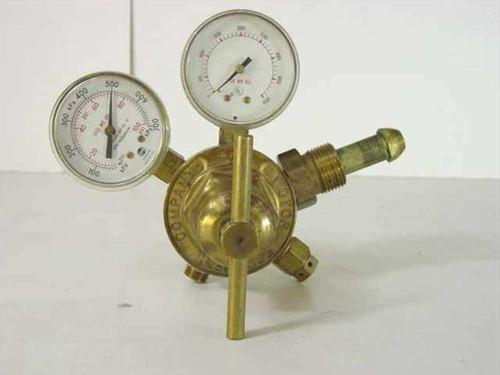 Victor Equipment Company SR 250 C  Nitrogen & Inert GasFlow Valve & Meter