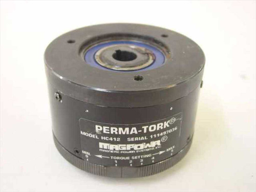 MAGPOWR HC412  Perma-Tork Permanent Magnet Clutch