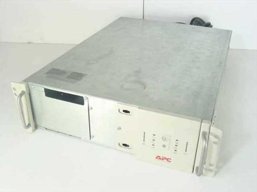APC SU2200RM3U  1200 VA UPS Battery Backup System no Faceplate
