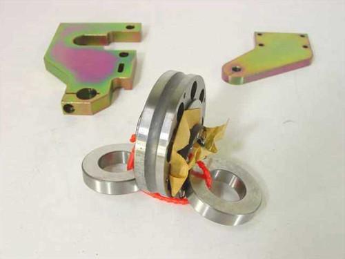 INA USA ZARF 2575 LTN  High Precision Bearing