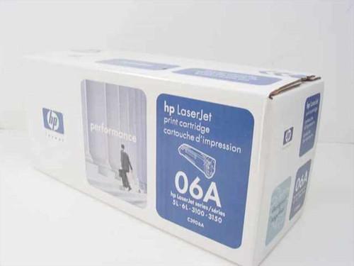 HP C3906-00904  LaserJet Printer Cartridge 06A - 5L/6L/3100