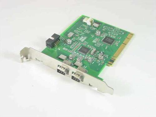 Compaq 170834-103  2 Port 1394 FireWire PCI Card