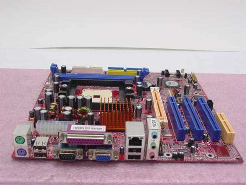 Biostar K8VGA-M  Socket 754 System Board
