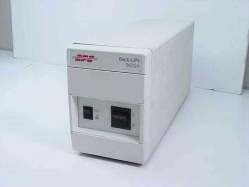 APC Back-UPS 360SX  360 VA Power Back-up Battery UPS