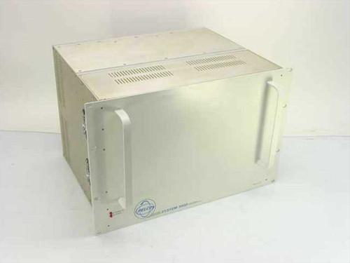 Pelco CM9501  System 9500 Security Camera Mainframe No Cards