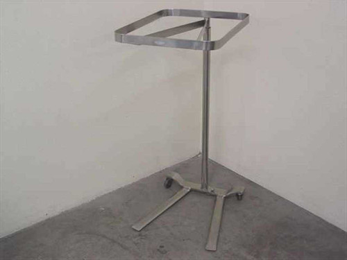 Stainless Steel Medical  Mayo Instrument Stand